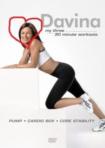 davina mccall fitness dvd