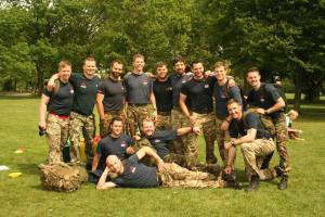 The BMF instructors