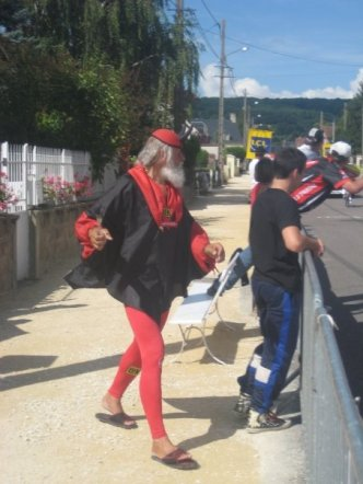 Didi the Devil Tour de France